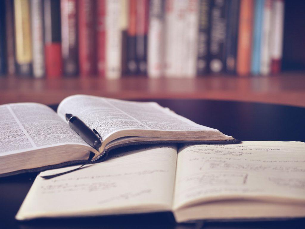 Tools zum Bibellesen