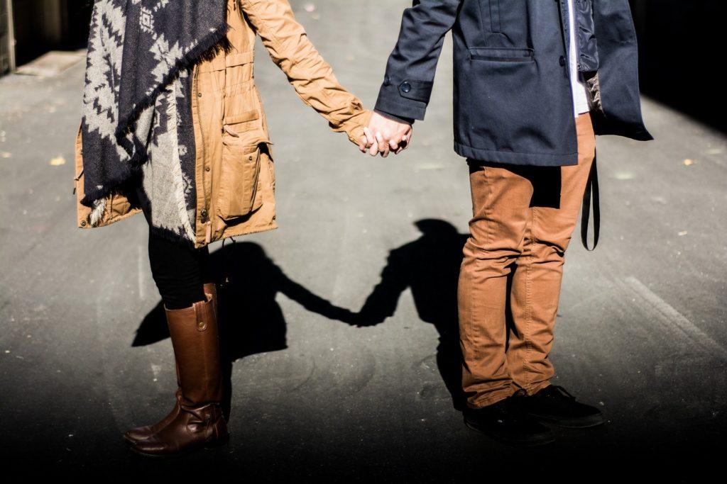 Für Paare | Hand in Hand durch die Krisenzeit