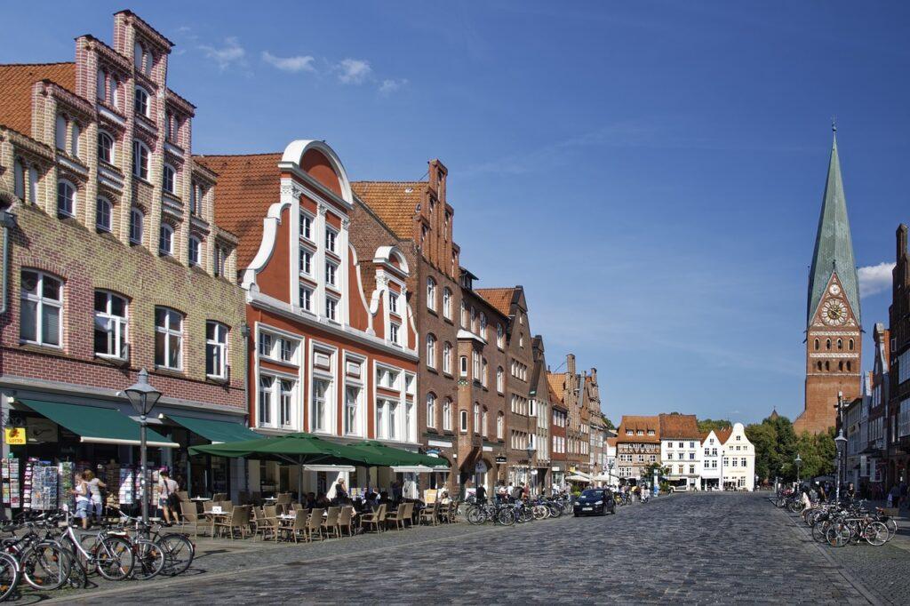 Lüneburg - Am Sande - Landeszeitung